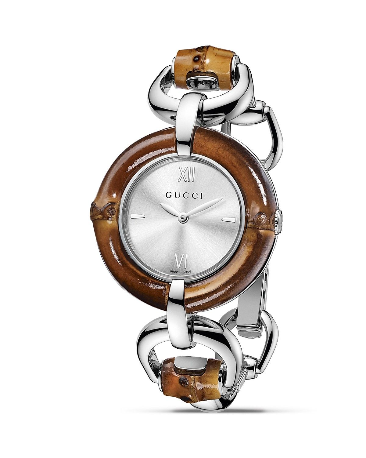 b572f490ceb Gucci Bamboo Collection Watch