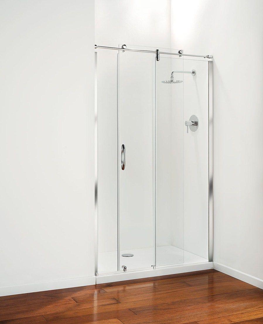 Coram Premier Frameless Sliding Shower Door 1200 Shower Doors Frameless Shower Doors Frameless Shower