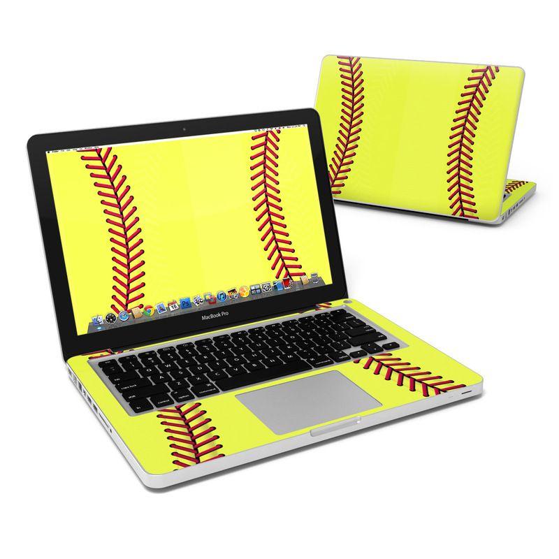 Softball MacBook Pro 13-inch Skin