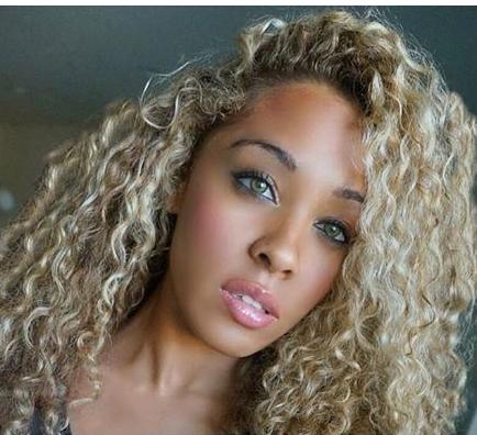 40++ Mixed race hair dye ideas