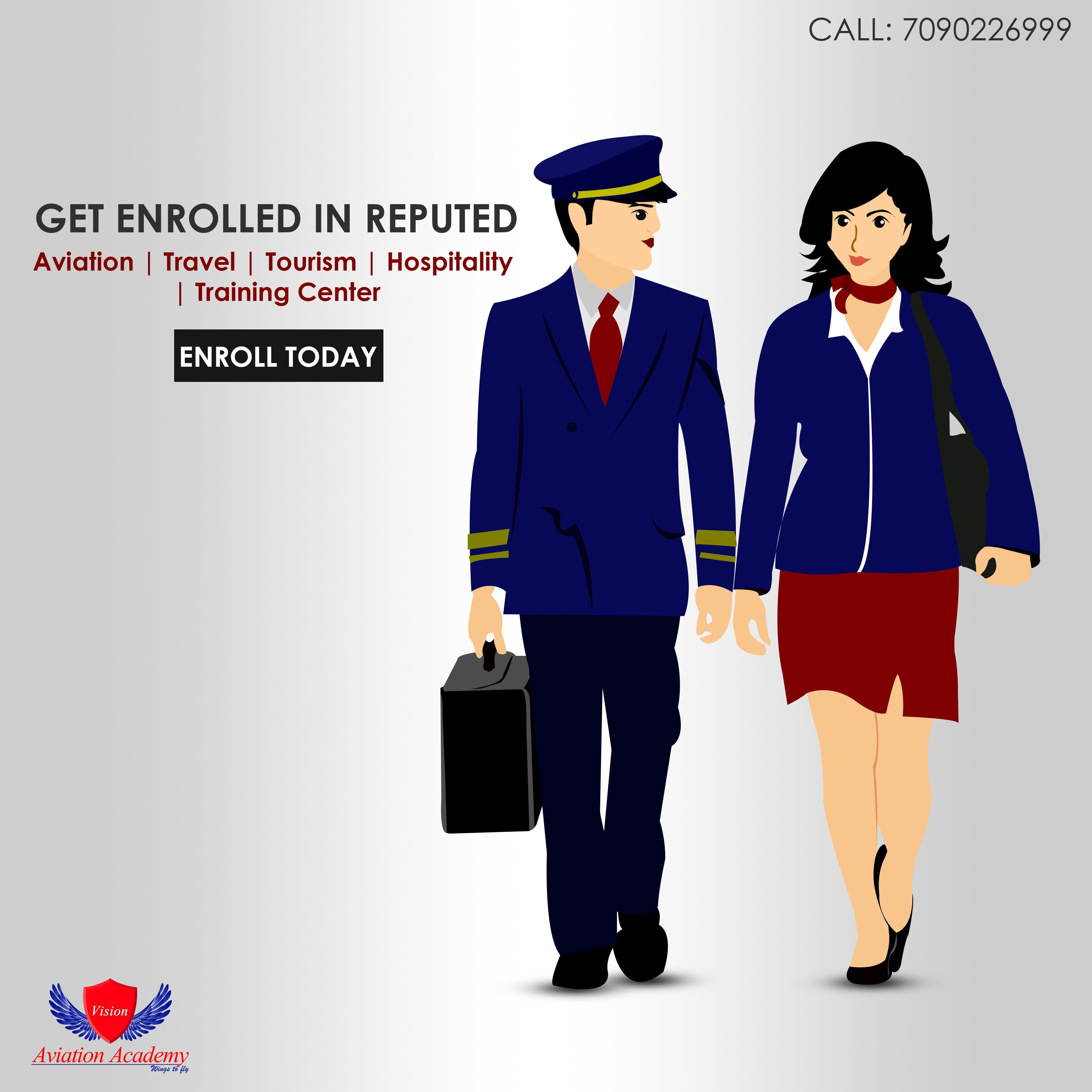 get enrolled in reputed aviation travel tourism hospitality get enrolled in reputed aviation travel tourism hospitality training center 100% job