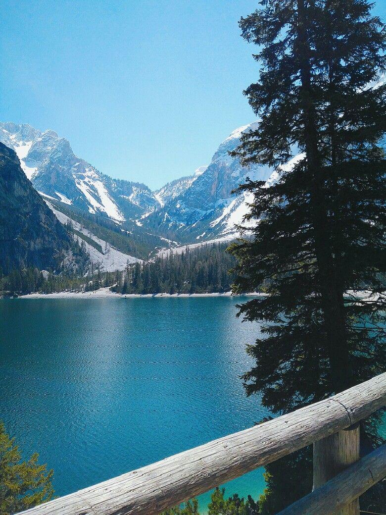 Lago di Braies🏞️ - Alto Adige