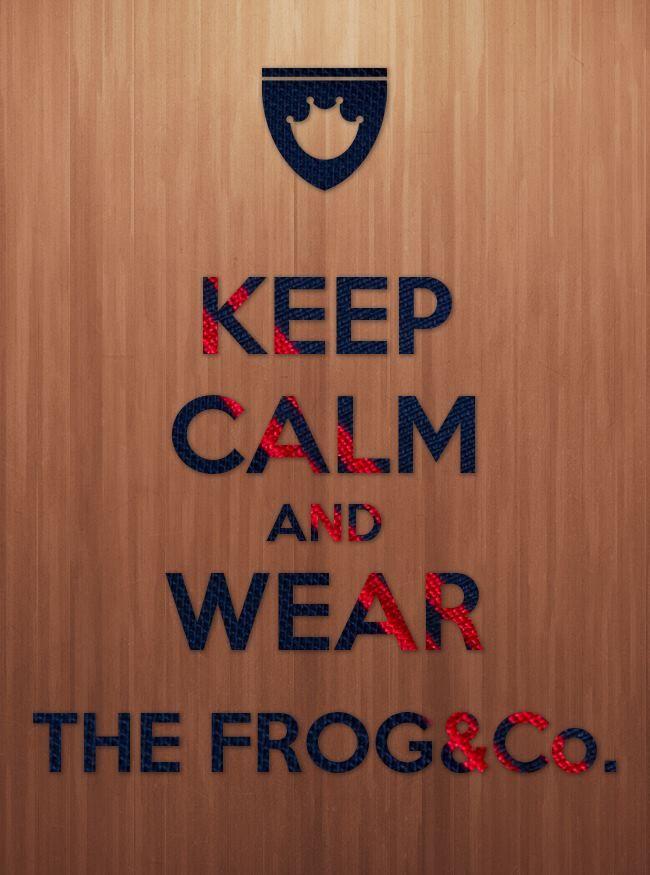 Wear THE FROG & Co.