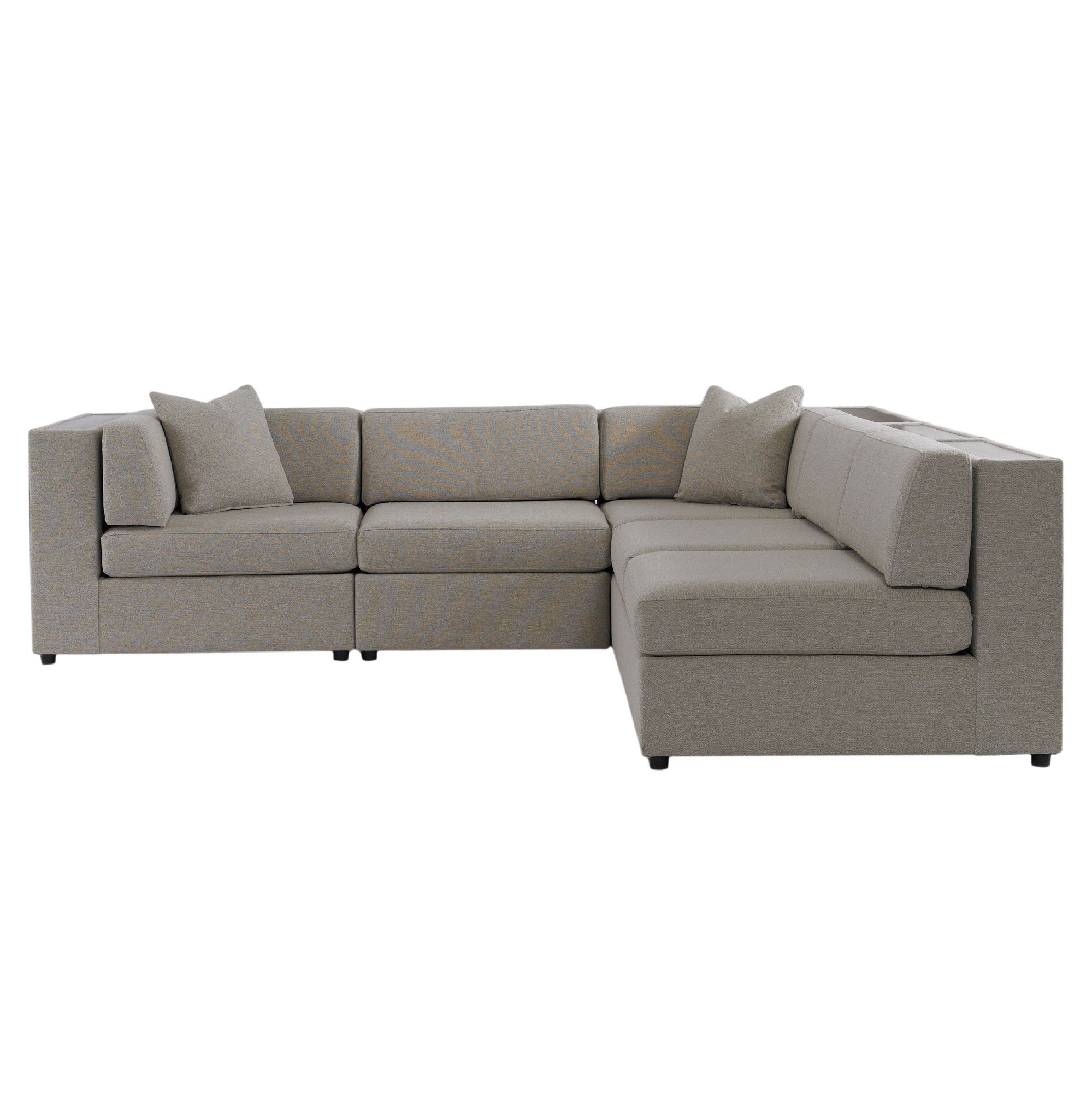 Sprouse Sectional Sofa | Our Nod To The 70u0027s Lounge, This Sectional Is Low  Slung