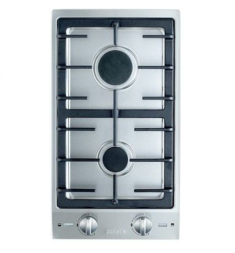 Tiny Stove For The Tiny House Miele Two Burner Gas Cooktop Cooktop Small Stove Tiny Kitchen