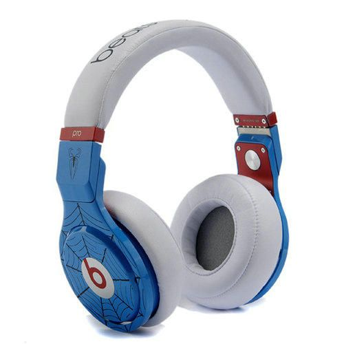Dr Dre Beats Pro Spider Man Limited Edition Headphones London 128 0 Save 70 Off Beats Pro Beats By Dre White Beats