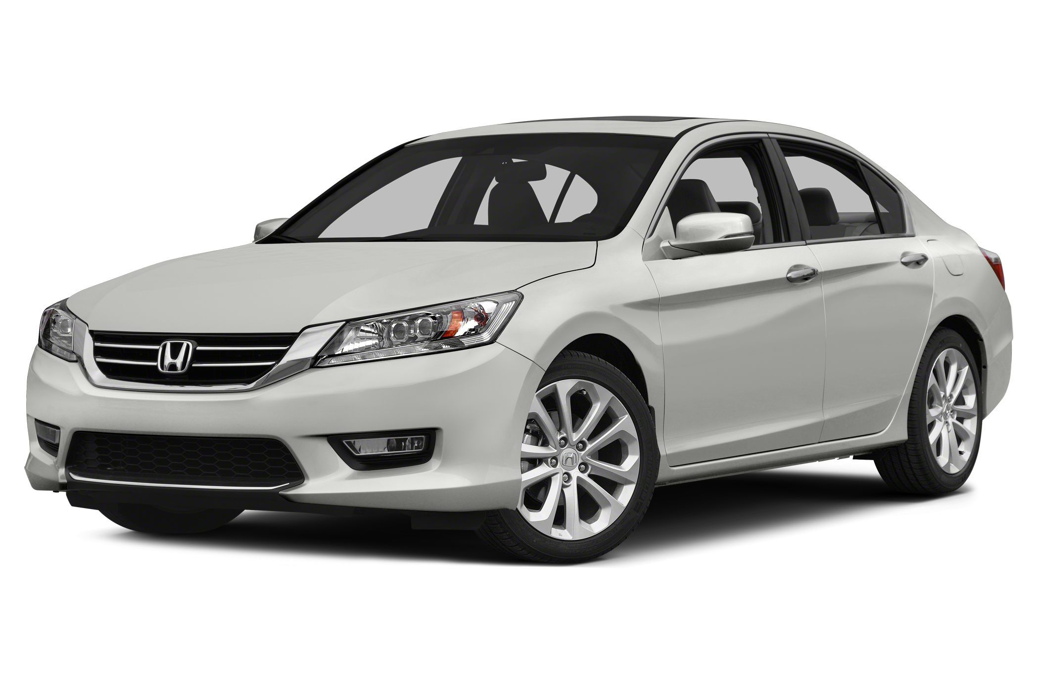 2015 honda accord Front Angle High Definition Wallpaper