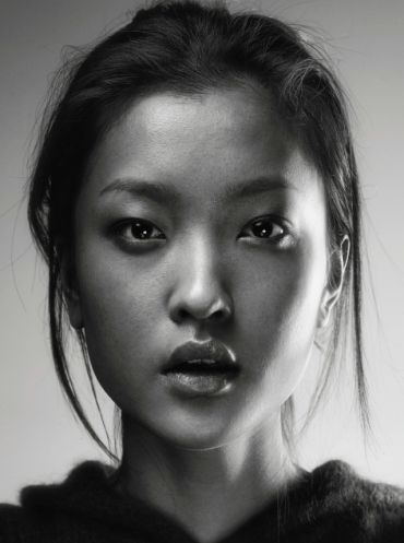 Pinterest com fra411 asian beauty black and white woman portrait face asian du juan