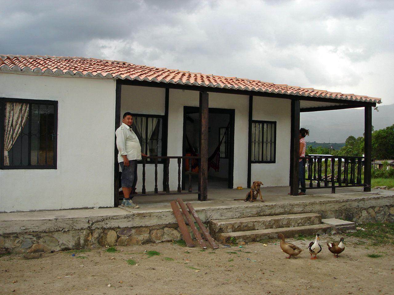 Resultado de imagen para casas prefabricadas planos casa for Casas prefabricadas pequenas