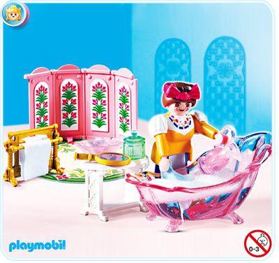 Playmobil Bathroom 17 Muebles Ninos Juguetes Y Playmobil