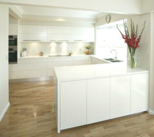 UForm Küche 35 Designideen für Ihre moderne