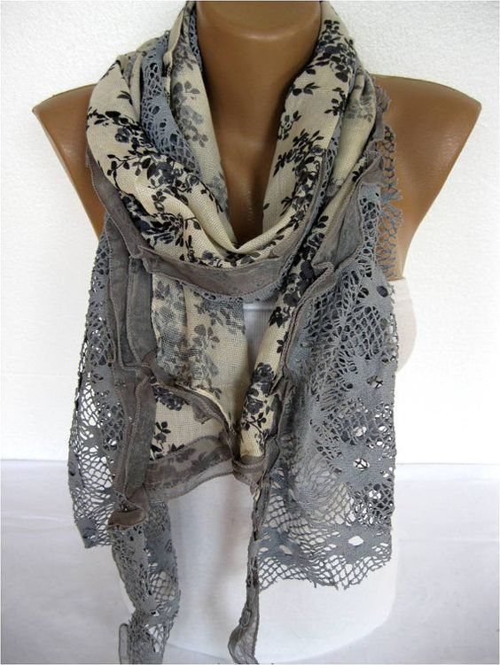 sjaal trend