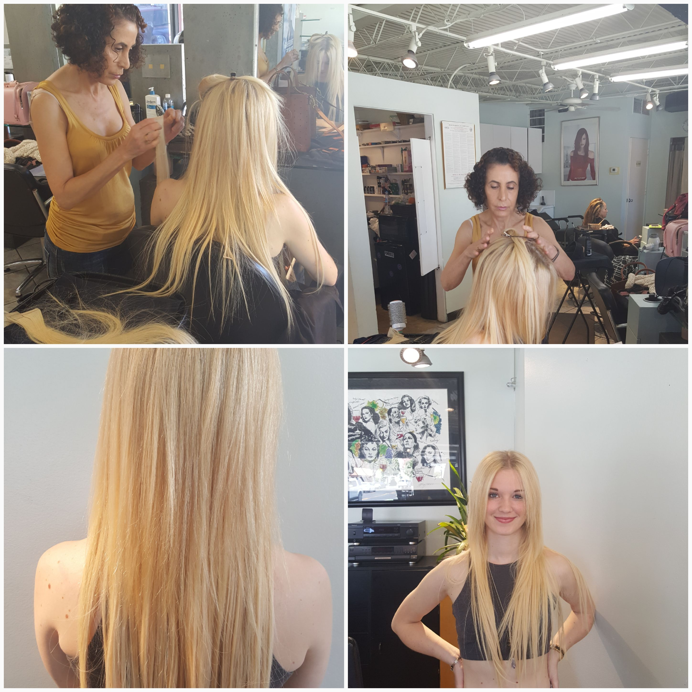 Hot Head Hair Extensions To Add Length And Volume Hair Extensions
