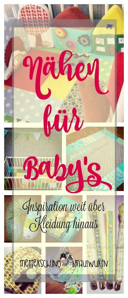 Nähen für Baby Jungs - Ideen für Kleidung, Deko, Zubehör | Bitzen ...