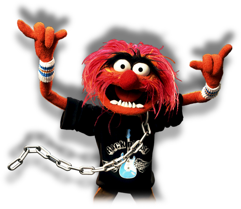 What A Face Muppets Animal Muppet The Muppet Show