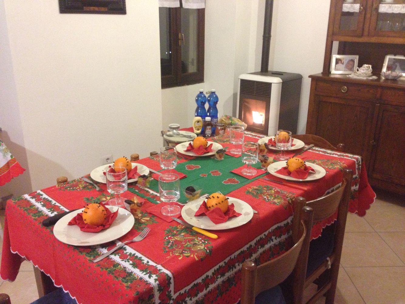 La mia tavola capodanno 2014/2015