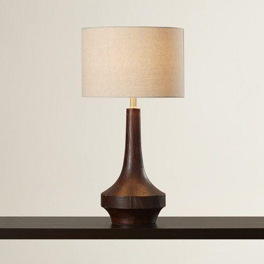 Annika 26 Table Lamp Mid Century Modern Table Lamps Modern
