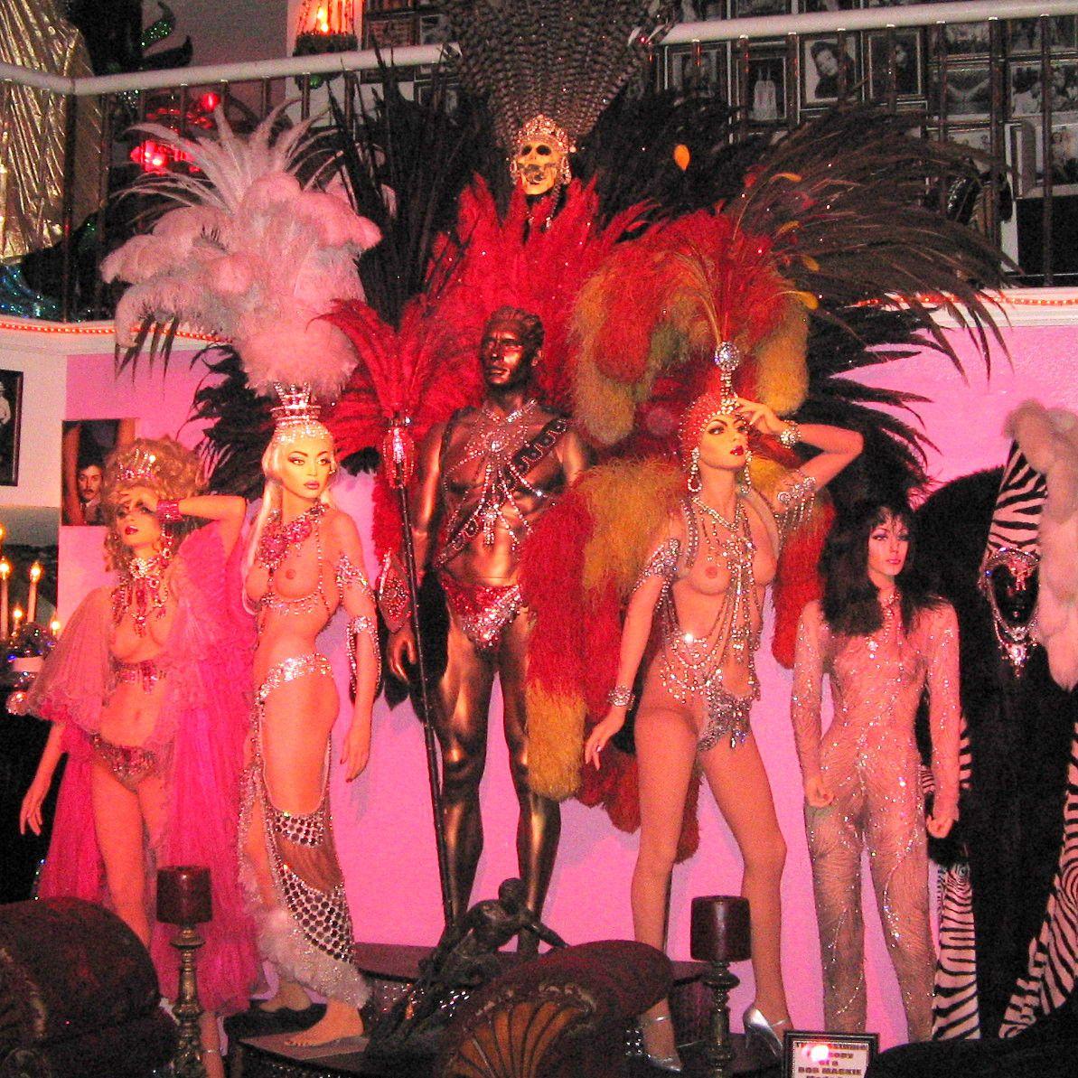 Vega showgirls naked