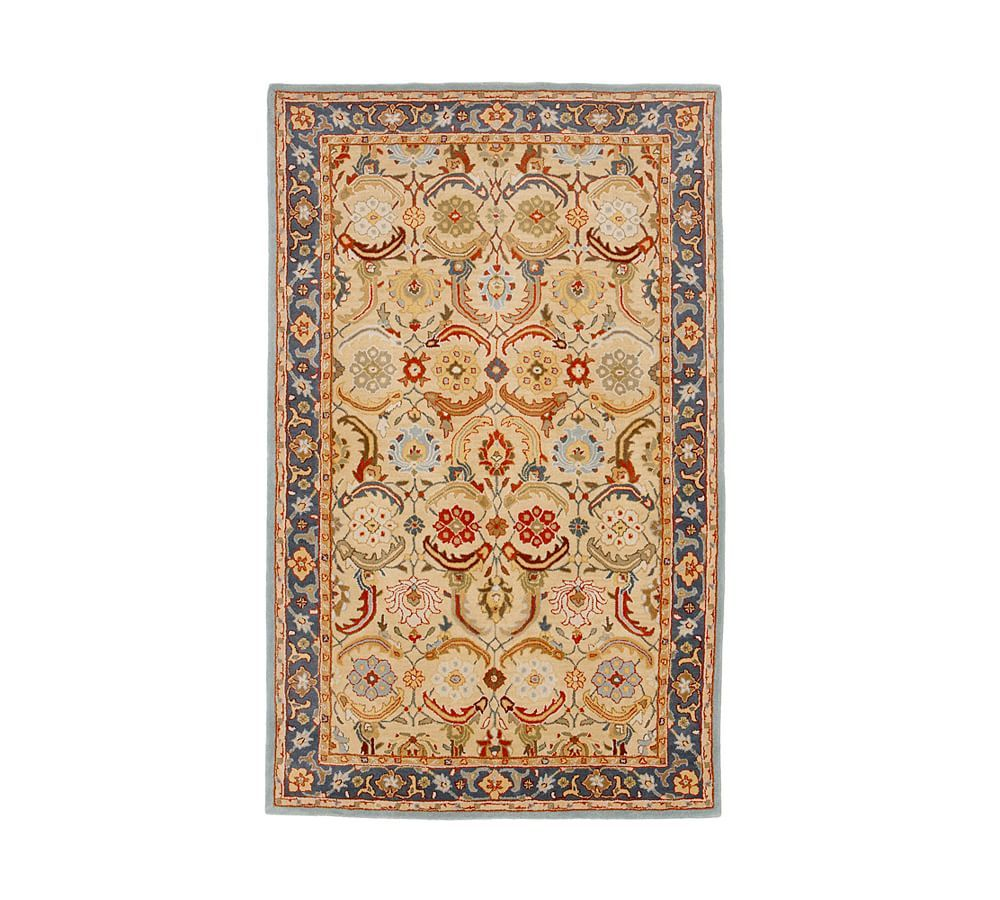 Eva Persian Style Tufted Wool Rug 5x8 At Pottery Barn In 2018