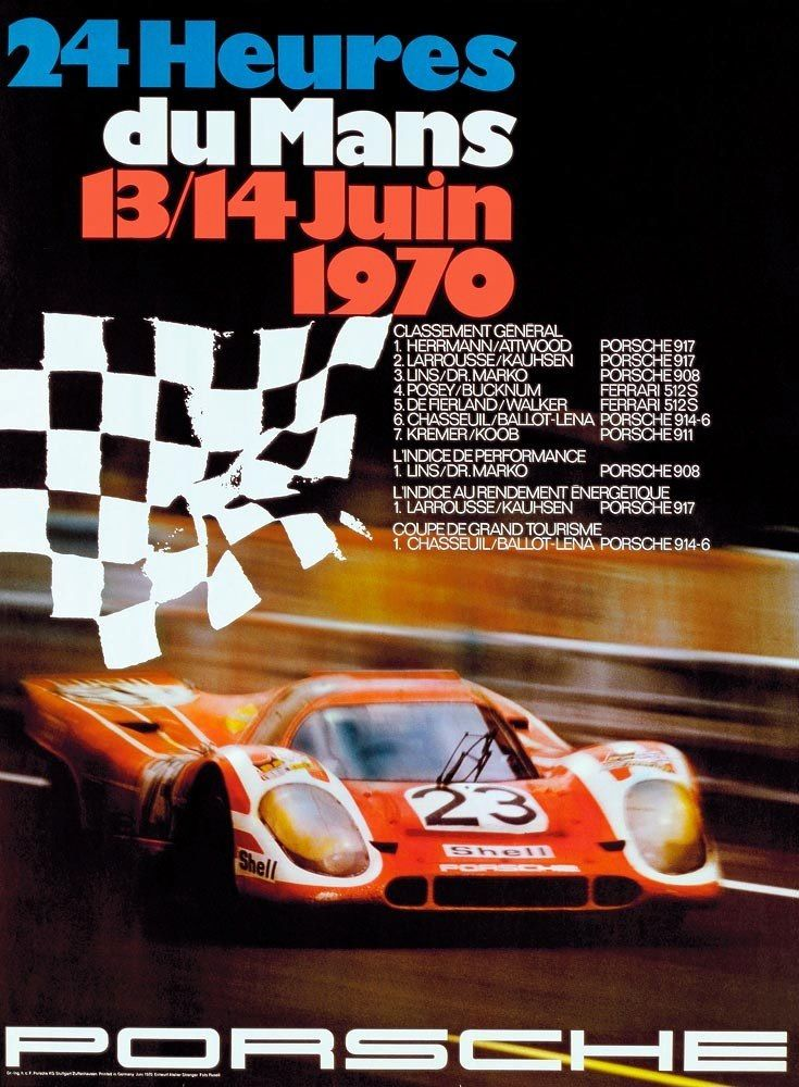 Great 917 poster