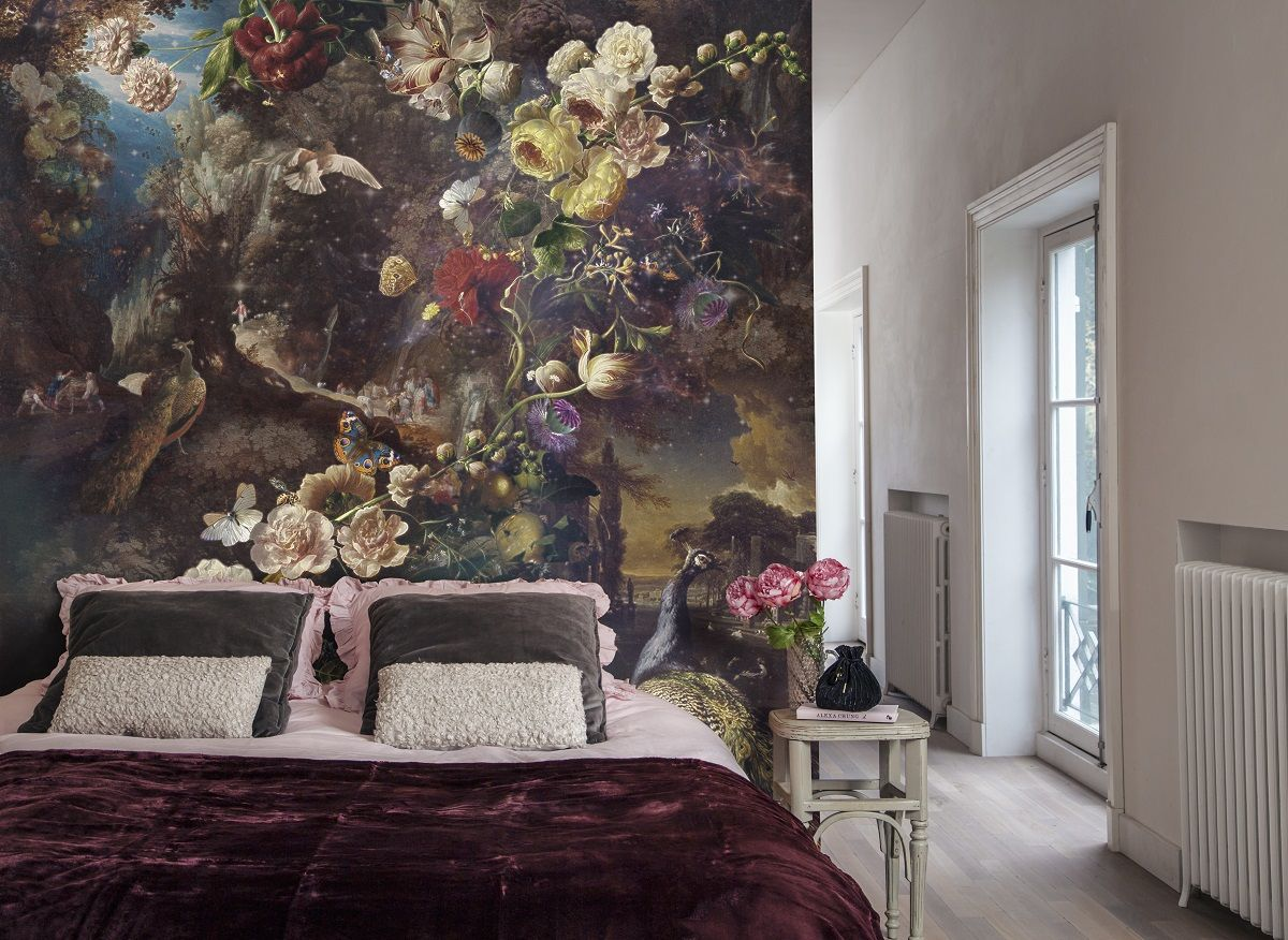 Create Your Own Dutch Masterpiece Master bedroom