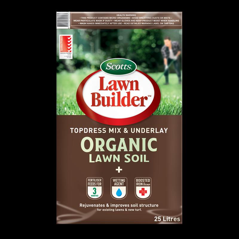 Scotts Lawn Builder 25L Topdress Mix And Underlay Organic