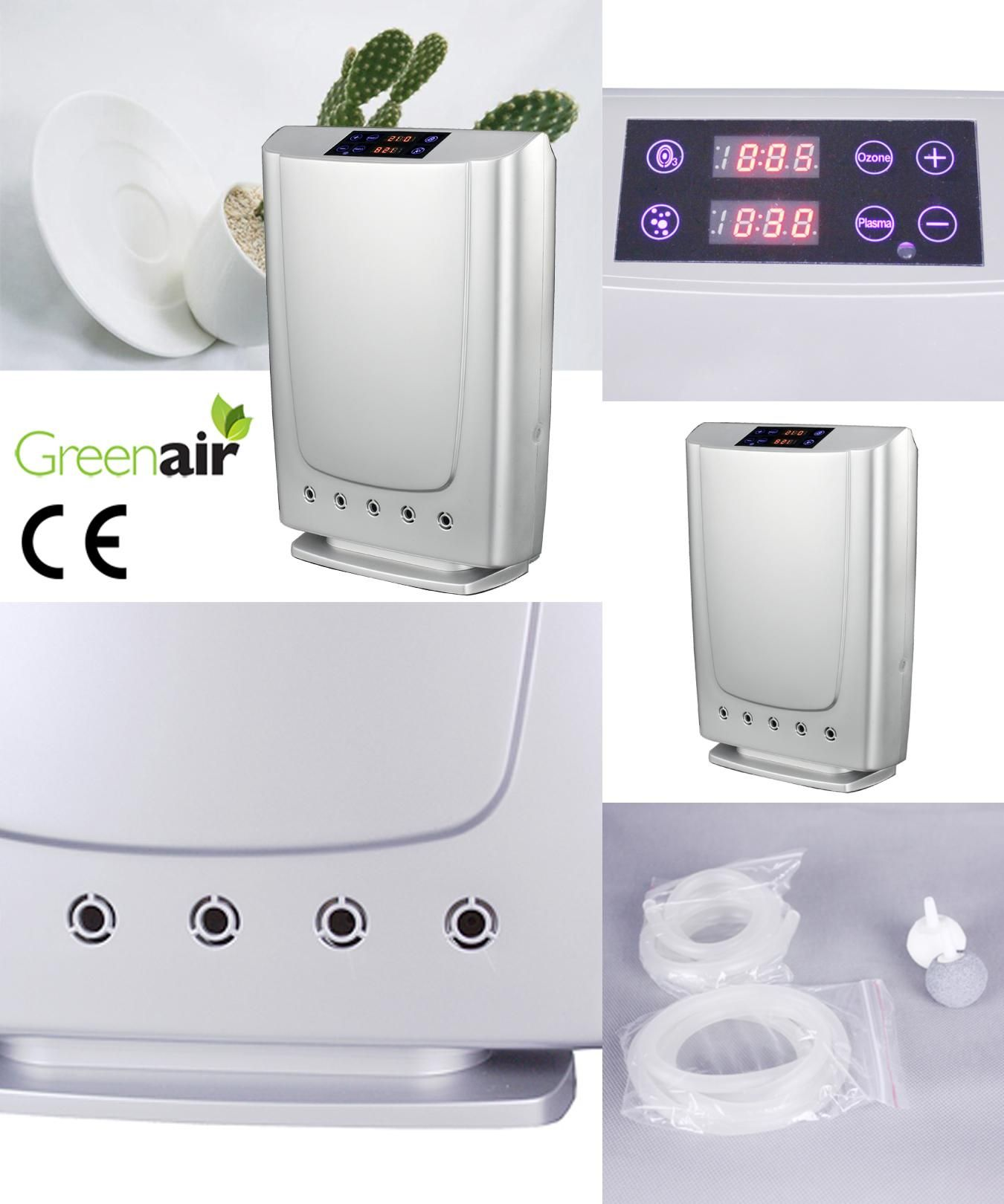 [Visit to Buy] Plasma and Ozone Air Purifier for Home