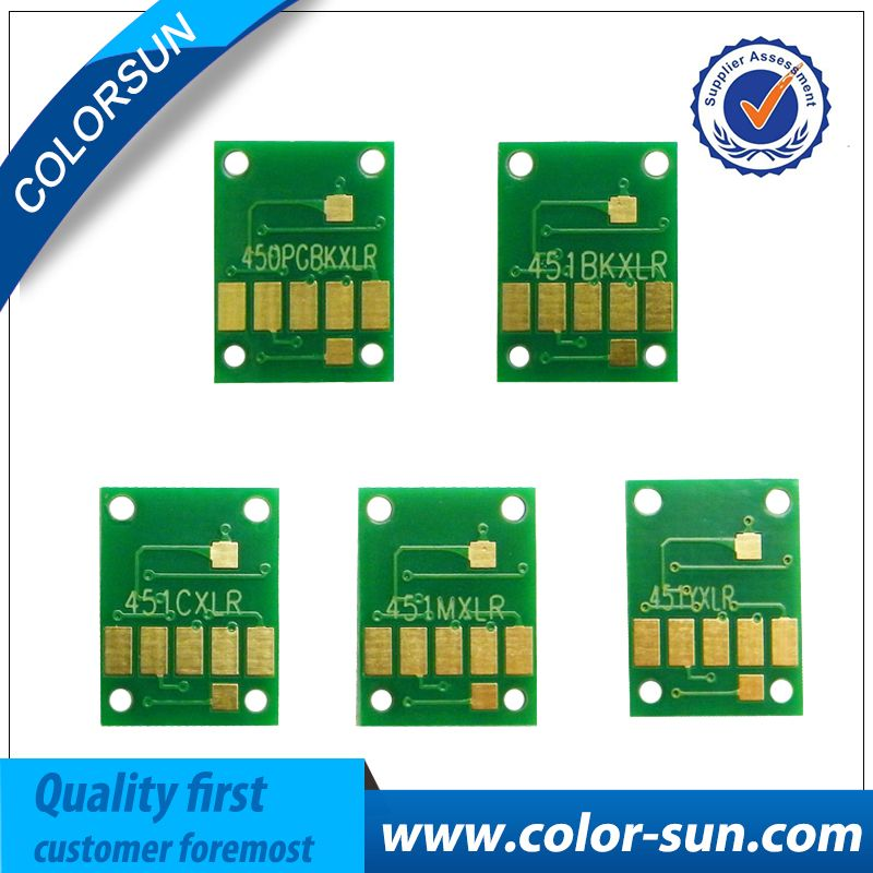5pcs Arc Chips For Canon Ip7250 Mg5450 Mx925 Mg5550 Mg6450 Mg5650