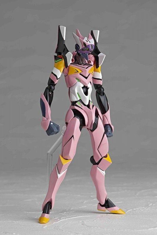 REVOLTECH YAMAGUCHI 139 Evangelion Production Model Custom Type-... FROM JAPAN