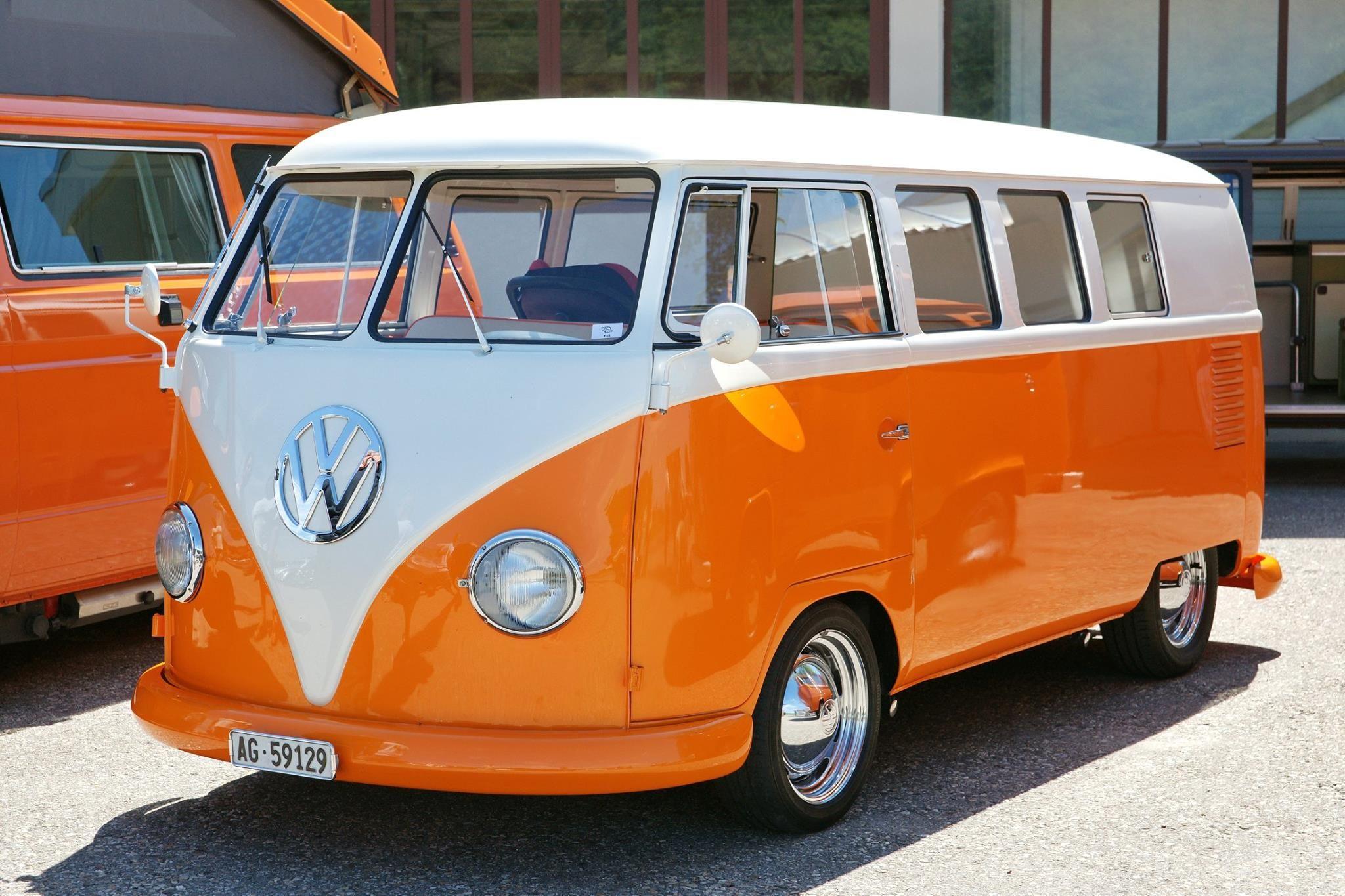 orange vw t1 combi and co vw vw bus volkswagen vw. Black Bedroom Furniture Sets. Home Design Ideas