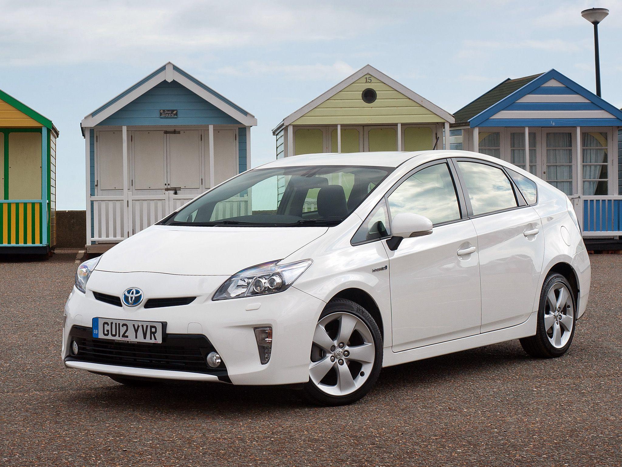 Toyota Prius Hybrid Car