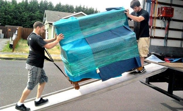 5 Interesting Facts About Moving Companies In The Us Infographic