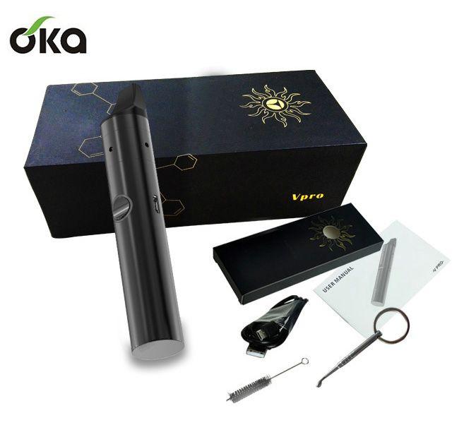 2017 trending products New Dab Tool Megnetic Heat Chamber wax vaporizer pen  amazon Vpro
