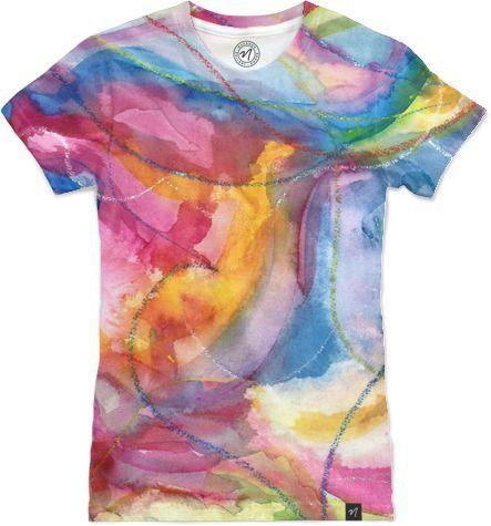 Genie in a Bottle by Ryan O'Neill - Women's T-Shirts - $49.00
