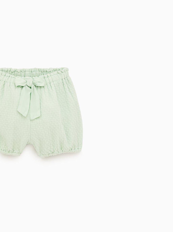 Short à noeud   ENFANT BLOOMER   Short court,
