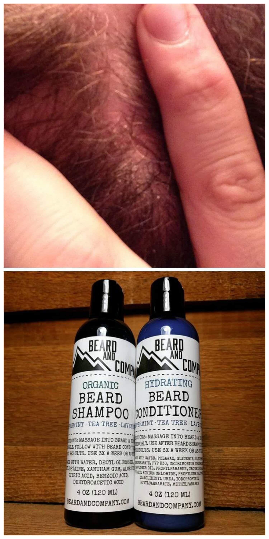 Beard Shampoo and Conditioner Set | Repairing Your Beard