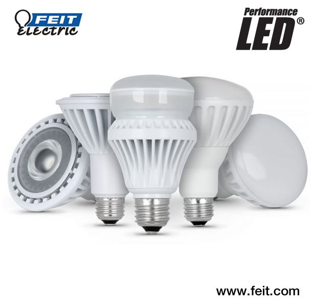 Feit Electric Performance LEDs Are Available In Various Wattage Shapes And Color Temperatures For Dining Room Light