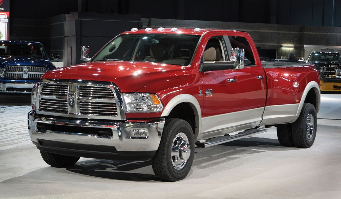 2016 Ram 3500 Diesel Specs, Price and Release Date If