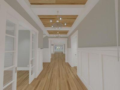 Plan 765001TWN: Craftsman Cottage House Plan with