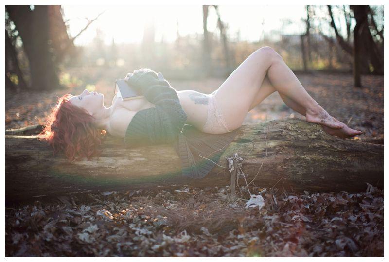 Alicia – Boudoir in the woods » Awake | wild & free ...