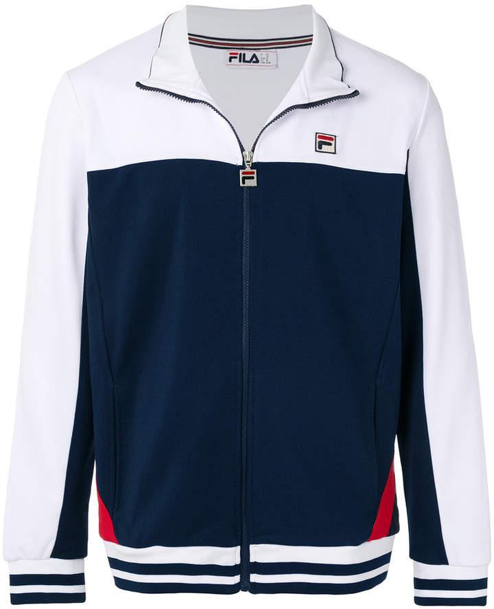 856238ff2b7 Fila Tiebreaker track jacket | Products | Pinterest