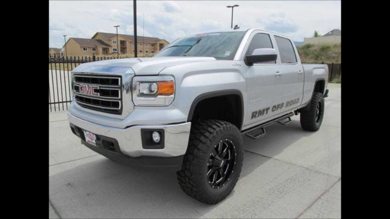 2014 Gmc Sierra 1500 Rmt Off Road Lifted Truck 4 Sale 2014 Gmc Sierra Gmc Sierra 1500 Gmc Sierra