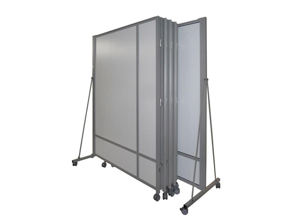 Pannelli Mobili ~ Macro zig zag pannelli divisori pareti mobili separè su ruote