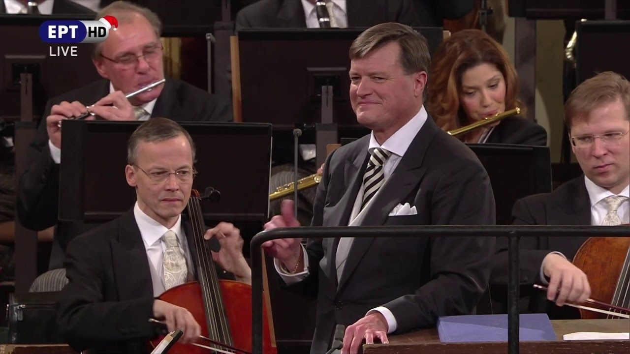 Radetzky March Vienna New Year's Concert 2019 (With