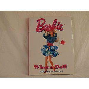Barbie What a Doll Four Decades of a Fashion Coffee Table book