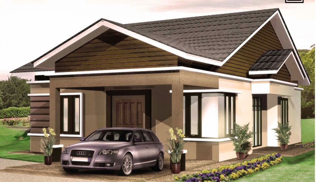 Warna Rumah Banglo di 2020 Warna, Rumah, Desain