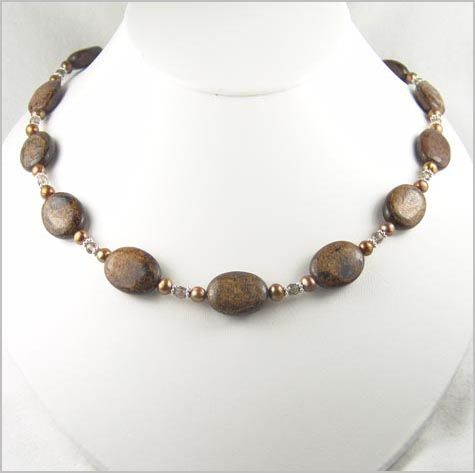 Beaded Necklace Ideas   ... Beaded Necklaces: Exquisite Handcrafted Beaded Jewelry by Vael Designs