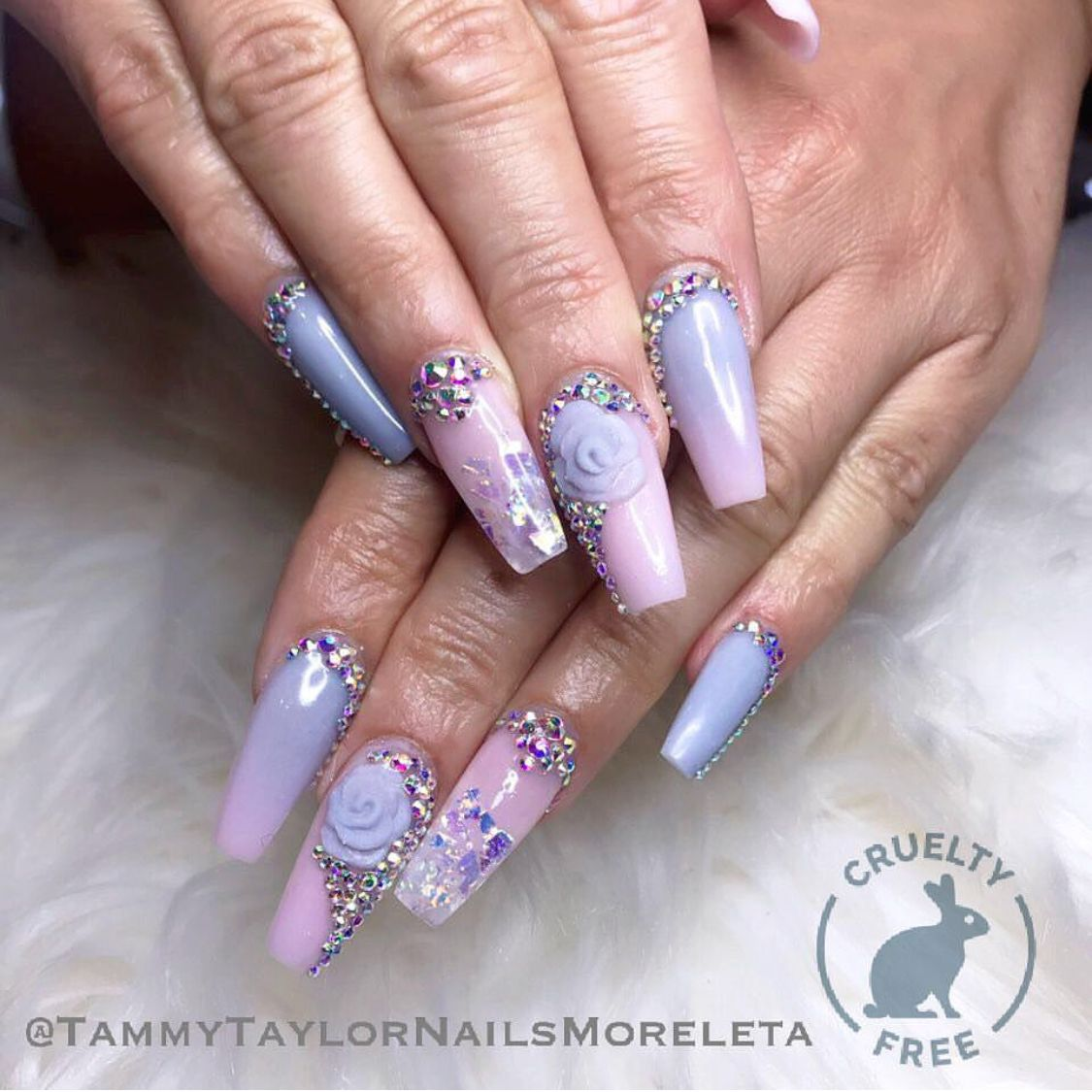 Acrylic & Gel Nails and Toes • AcrylicGel Hybrid • Odorless • Lift ...
