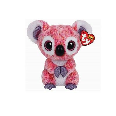 06c58333def Brand New KACEY KOALA Boys and Girls Ty Beanie Boos Buddy Soft Toy UK SELLER