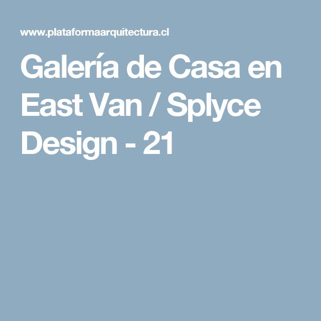Galería de Casa en East Van / Splyce Design - 21